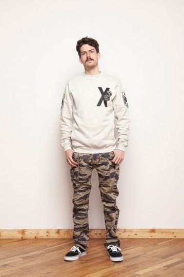 Американская марка 10.Deep выпустила лукбук весенней коллекции одежды. Изображение № 1.