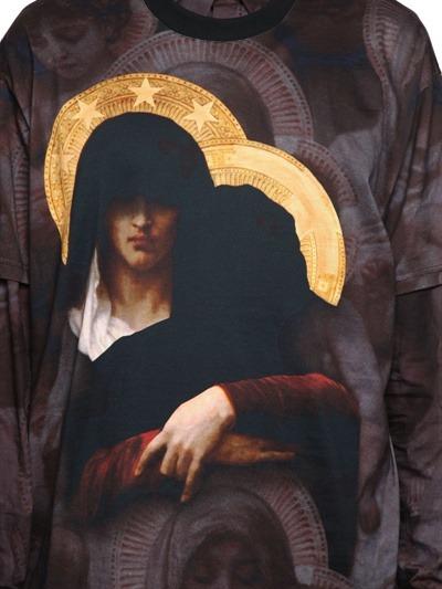 Givenchy выпустили коллекцию футболок с изображением Мадонны. Изображение № 21.