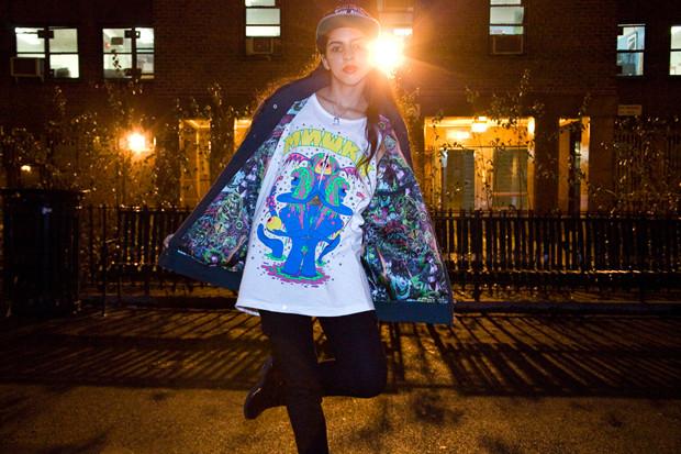 Американская марка Mishka опубликовала лукбук весенней коллекции одежды. Изображение № 8.