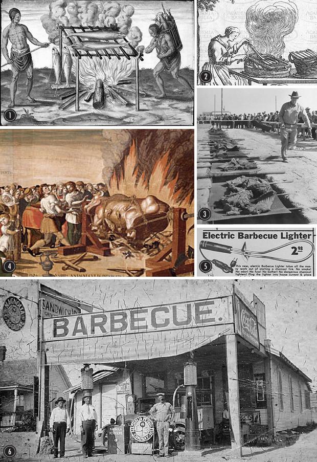 Задать жару: Основы приготовления мяса на открытом огне. Изображение № 1.