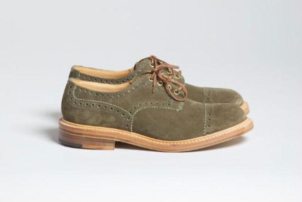 Совместная коллекция обуви Trickers и Superdenim. Изображение № 5.