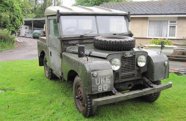 Land Rover Уинстона Черчилля продан на аукционе за 200 тысяч долларов . Изображение № 3.