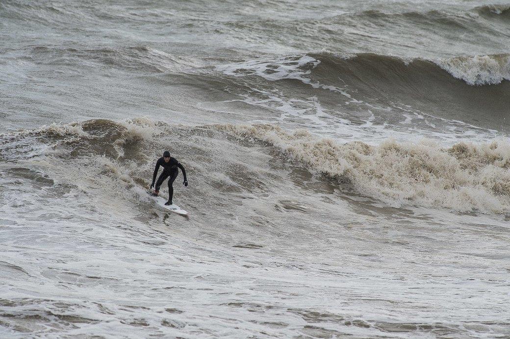 Русская Калифорния: Зачем заниматься сёрфингом в Сочи. Изображение № 12.