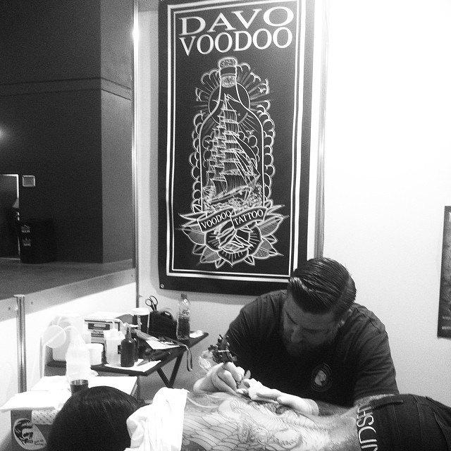 Австралийская выставка Tattoo and Body Art Expo в Instagram-фотографиях её участников. Изображение № 6.