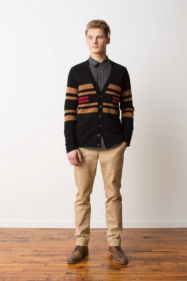 Марка Pendleton выпустила лукбук осенней коллекции одежды. Изображение № 13.