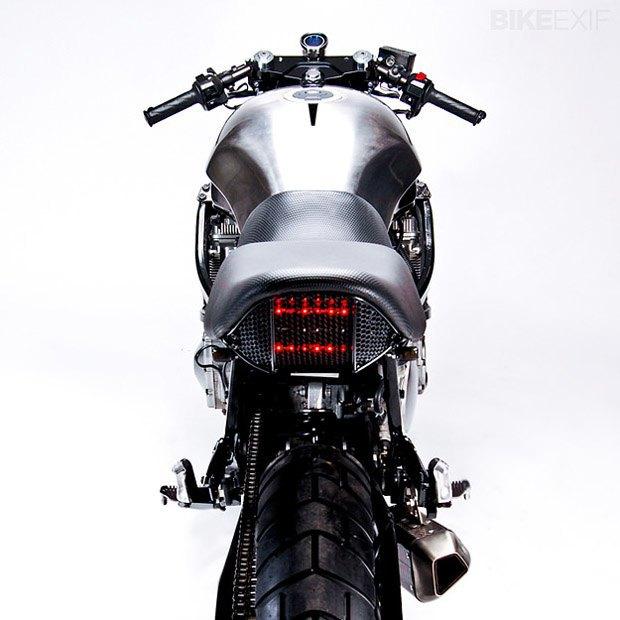 Мастерская Motohangar выпустила новый кастомный мотоцикл на базе Suzuki Katana. Изображение № 5.