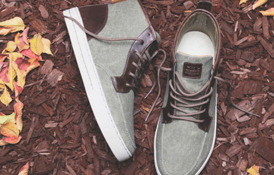 Американская марка Clae выпустила осеннюю коллекцию обуви. Изображение № 6.