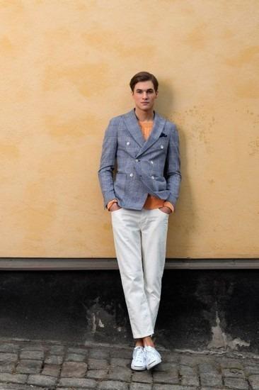 Марка Gant Rugger представила лукбук весенней коллекции одежды. Изображение № 7.