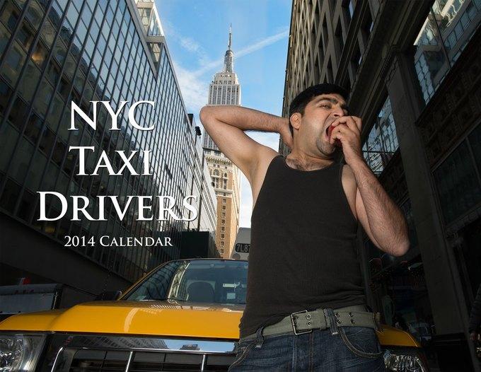 Стена плача: Худшие календари на 2014 год. Изображение № 1.
