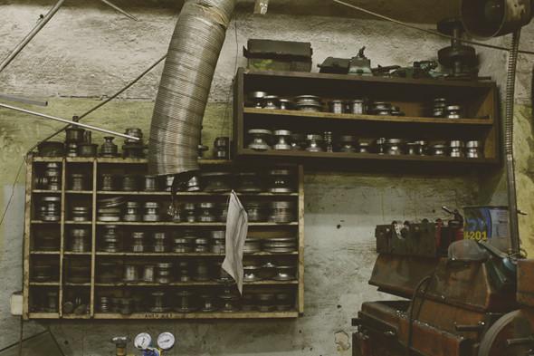 Гараж-бенд: Гид по трем уникальным мастерским машин и мотоциклов в Москве. Изображение №7.