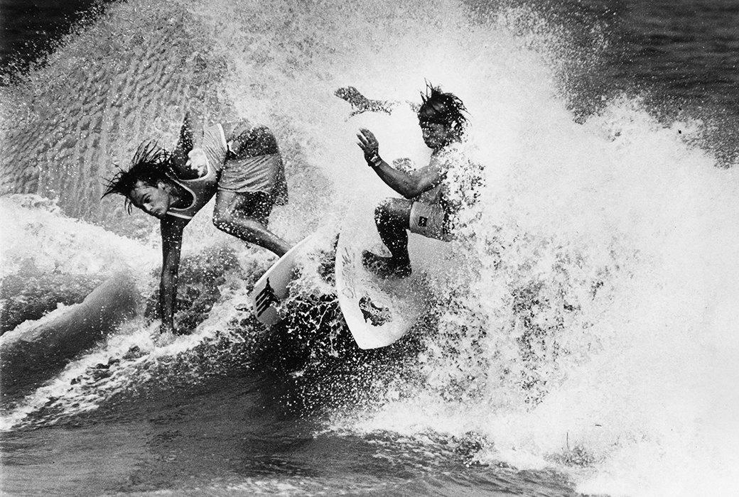 Что такое скимбординг — вид сёрфинга на мелкой воде. Изображение № 1.