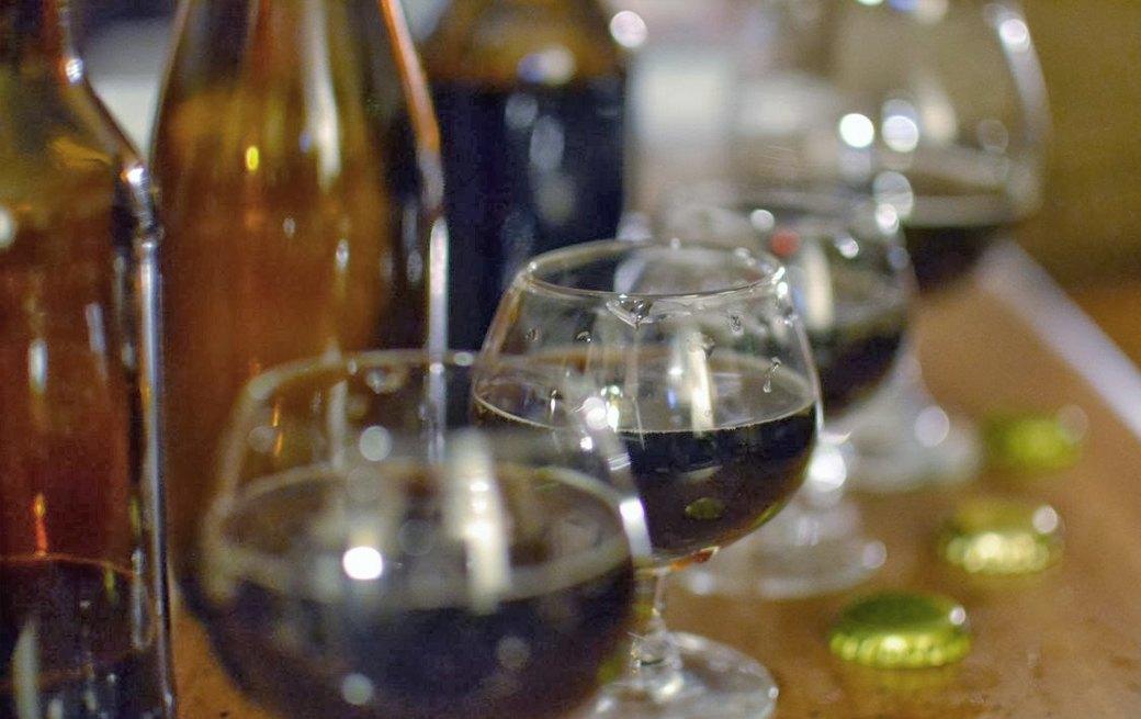 Золотая бочка: Всё о выдержанном пиве. Изображение № 3.