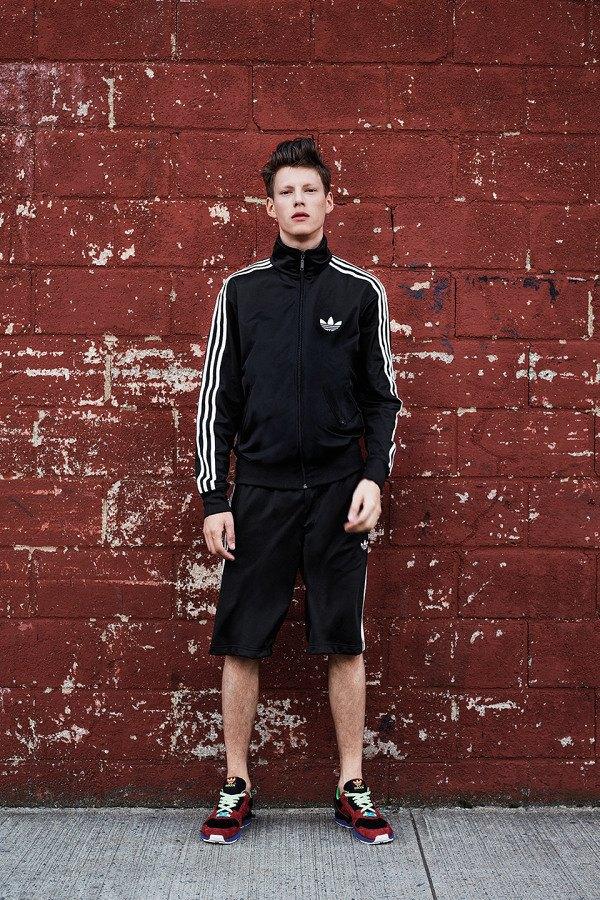 Adidas Originals выпустили лукбук новой весенней коллекции. Изображение № 12.