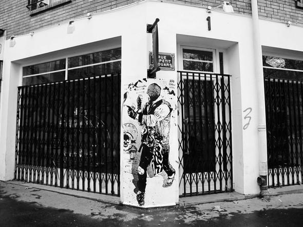 Новая работа уличного художника WK Interact. Изображение № 13.