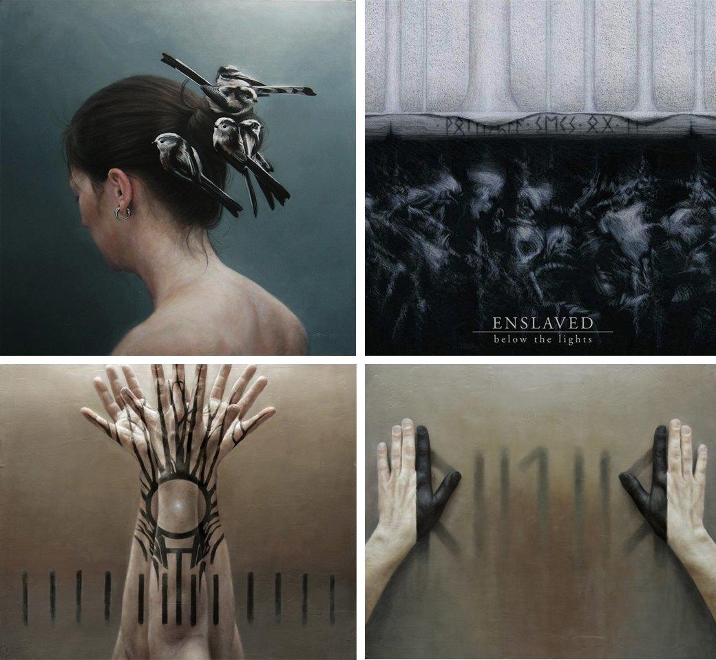 Кто оформляет обложки современного метала. Изображение № 16.