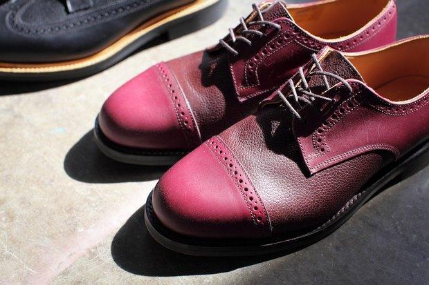 Дизайнер Марк МакНейри и петербургский магазин Mint выпустили совместную коллекцию обуви. Изображение № 6.