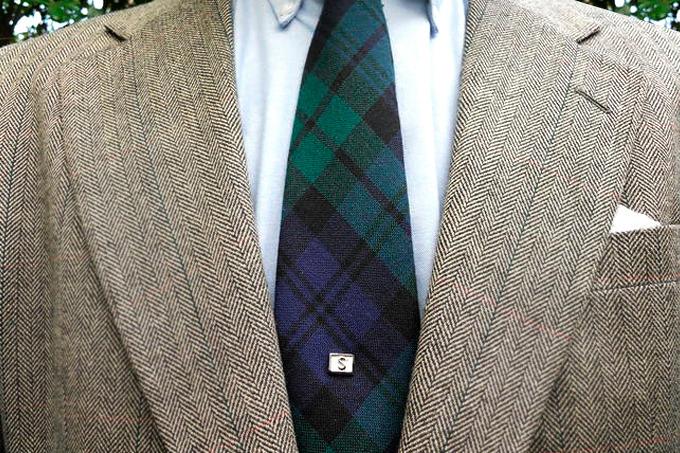Гид по аксессуарам для галстуков. Изображение № 8.