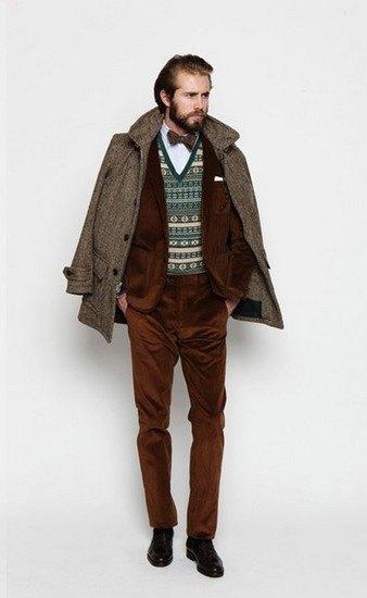 Марка Ovadia & Sons опубликовала лукбук осенней коллекции одежды. Изображение № 6.