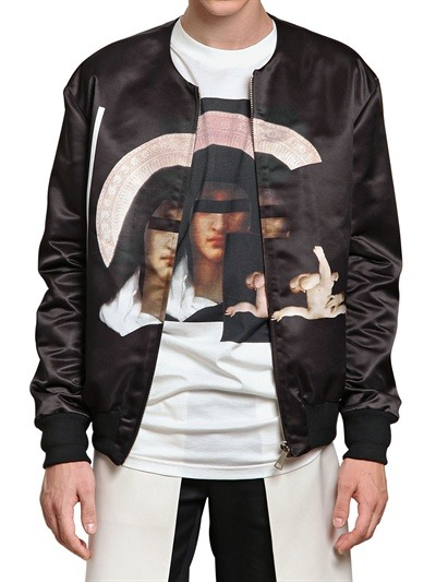 Givenchy выпустили коллекцию футболок с изображением Мадонны. Изображение № 2.