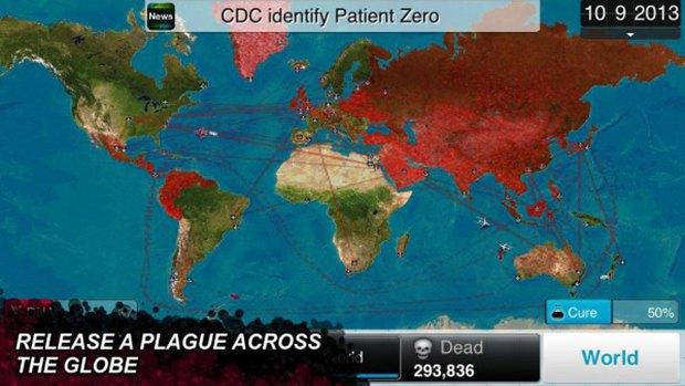 Эбола спровоцировала повышение спроса на игру Plague Inc.. Изображение № 1.