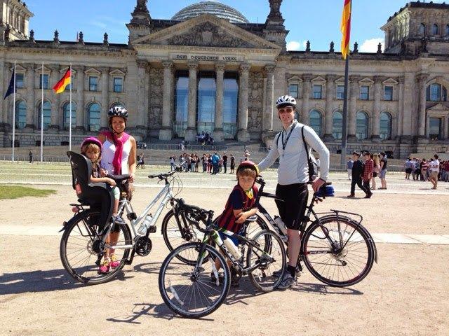 7-летний велосипедист доехал из Швеции до Германии. Изображение № 4.
