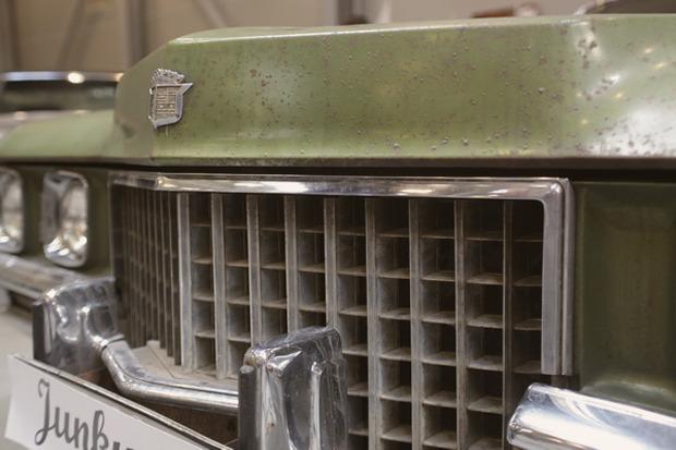 Машина времени: 8 лучших ретроавтомобилей с выставки «Олдтаймер». Изображение № 59.