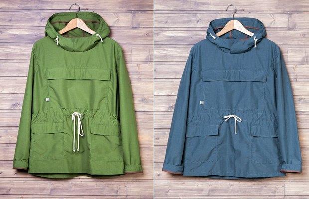 Новая марка: Плащи и куртки из Петербурга SH'U. Изображение № 5.