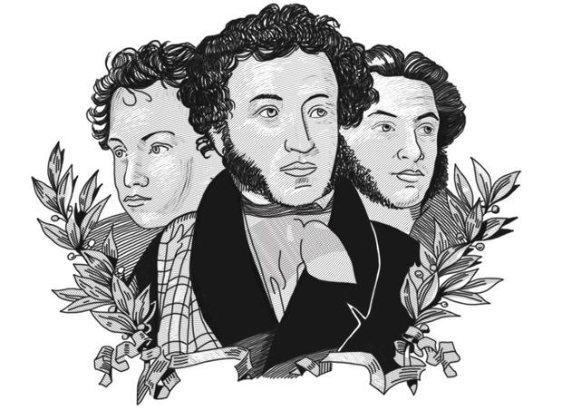 «Настоящий мужик — это...» № 11: Александр Сергеевич Пушкин. Изображение №1.