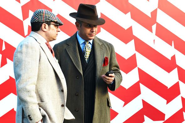 Итоги Pitti Uomo: 10 трендов будущей весны, репортажи и новые коллекции на выставке мужской одежды. Изображение № 66.