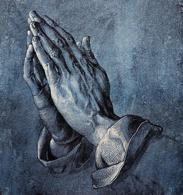 Находка недели: Статуэтки «Руки молящегося». Изображение № 1.