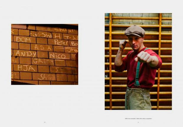 Марка Levi's Vintage Clothing выпустила лукбук осенней коллекции одежды. Изображение № 5.