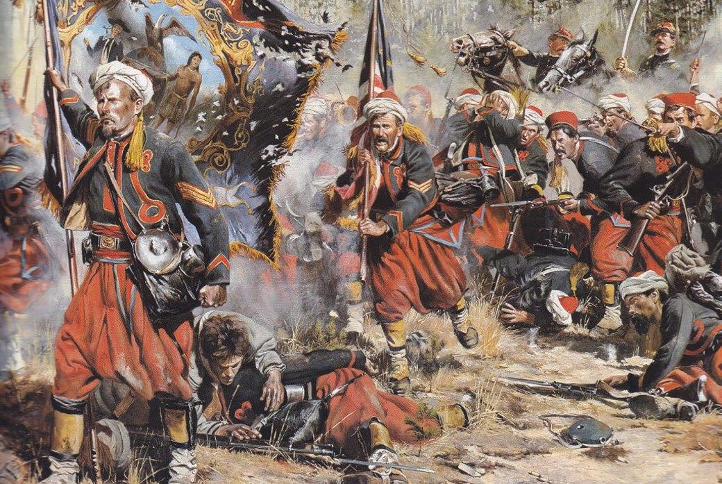 Зуавы: Как французские головорезы стали символом войн XIX века. Изображение № 9.