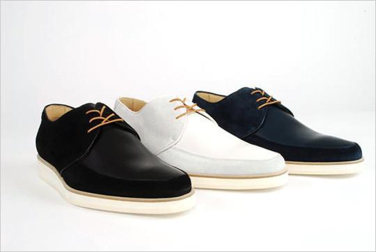 Изображение 1. Обувная компания Mr. Hare представила обновленную модель King Tubby.. Изображение № 1.