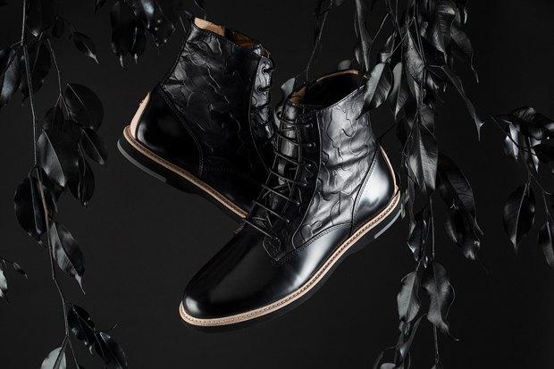 Марка Thorocraft опубликовала новый лукбук обуви. Изображение № 1.