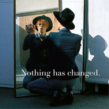 Дэвид Боуи показал три обложки нового альбома-коллекции хитов. Изображение № 2.