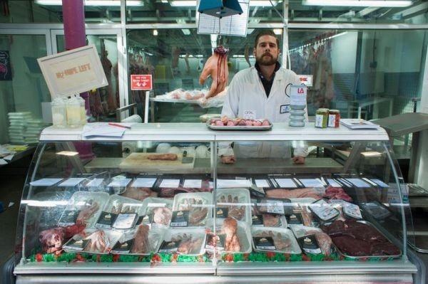 В Лондоне открылся магазин, торгующий «человеческим» мясом. Изображение № 13.