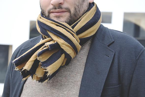 Детали: Репортаж с выставки мужской одежды Pitti Uomo. День третий. Изображение № 20.