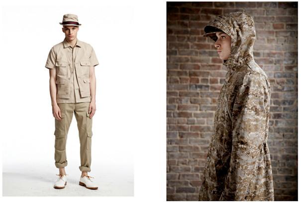 Марка Woolrich Woolen Mills представила новую коллекцию на весну будущего года. Изображение № 3.