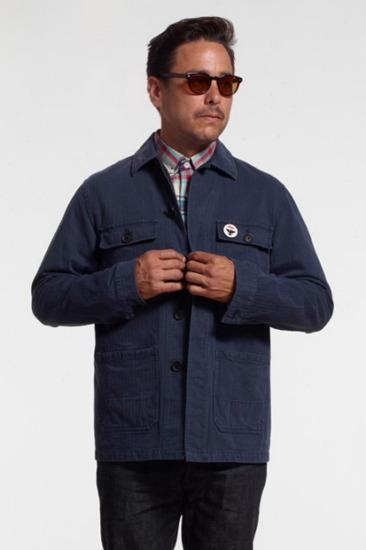 Марка Stussy Deluxe выпустила лукбук осенней коллекции одежды. Изображение № 4.
