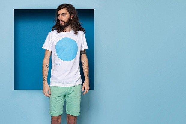 Французская марка Sixpack опубликовала лукбук весенней коллекции одежды. Изображение № 15.
