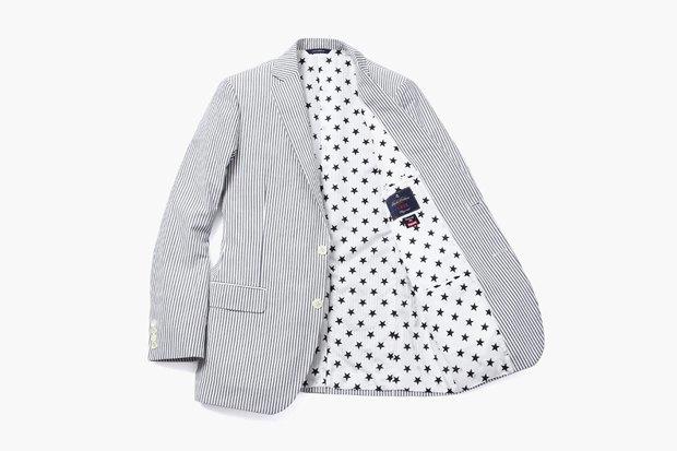 Марки Supreme и Brooks Brothers представили новую коллекцию одежды. Изображение № 3.