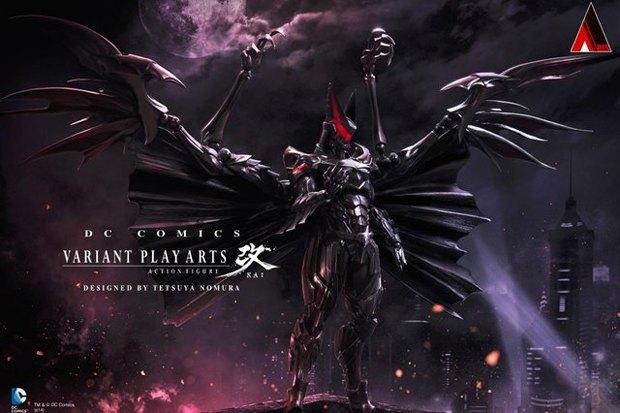 Главный дизайнер серии Final Fantasy создал своего Бэтмена. Изображение № 2.