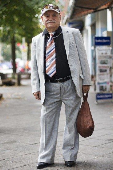 Харизматичный турок Али каждый день демонстрирует новый лук в блоге на Tumblr. Изображение № 11.