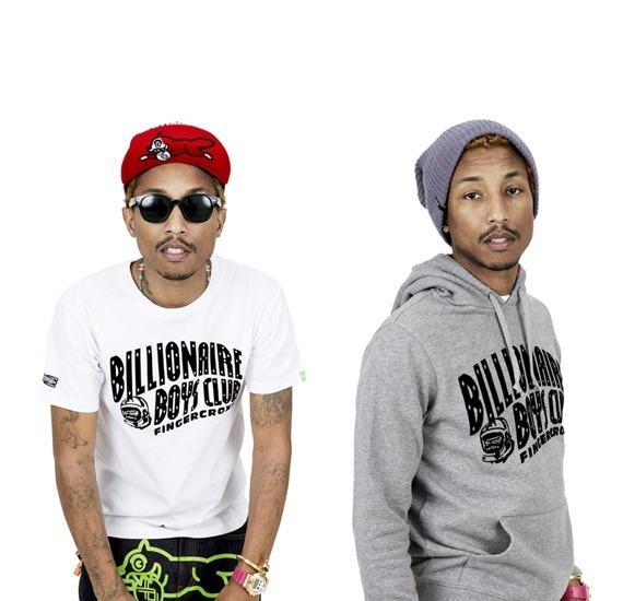 Billionaire Boys Club выпустили совместную коллекцию одежды с китайской маркой Fingercroxx. Изображение № 1.