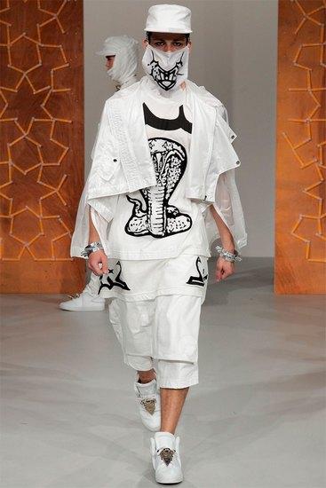 Английская марка KTZ представила весеннюю коллекцию одежды. Изображение № 5.