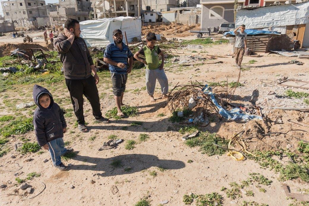 «Самая большая тюрьма в мире»: Путешествие в сектор Газа . Изображение № 29.