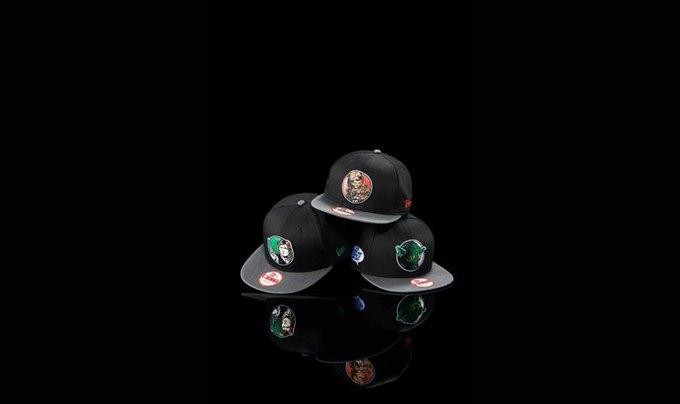 New Era выпустила коллекцию бейсболок по мотивам «Звёздных войн». Изображение № 7.