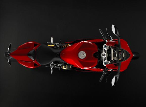 Новый супербайк Ducati Panigale и история его предшественников. Изображение № 25.