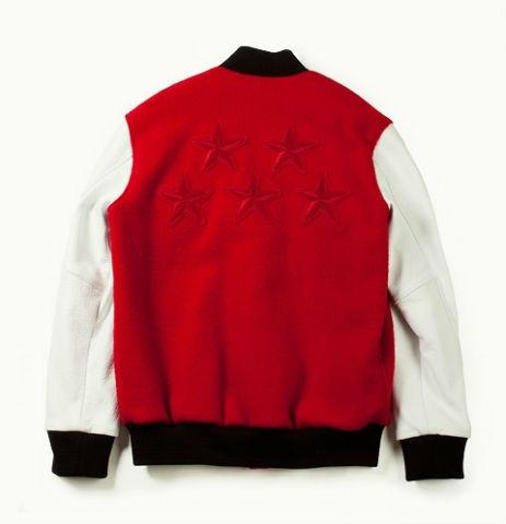 Коллекция университетских курток хип-хоп музыканта Дрейка. Изображение № 2.