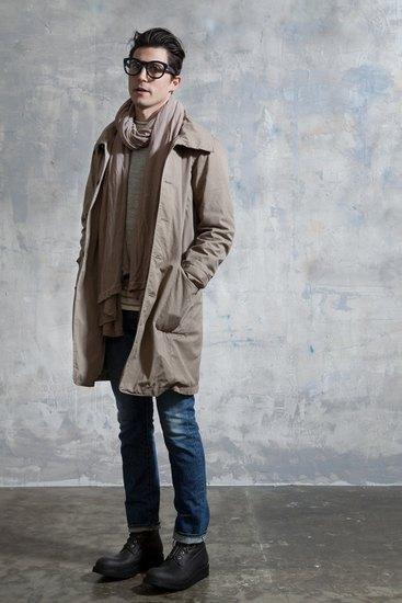 Японская марка Nonnative выпустила лукбук осенней коллекции одежды. Изображение № 22.